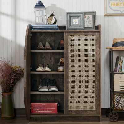 Shoe Storage Cabinet - Wayfair