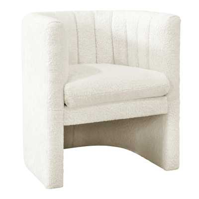 Brady Upholstered Tub Chair - World Market/Cost Plus