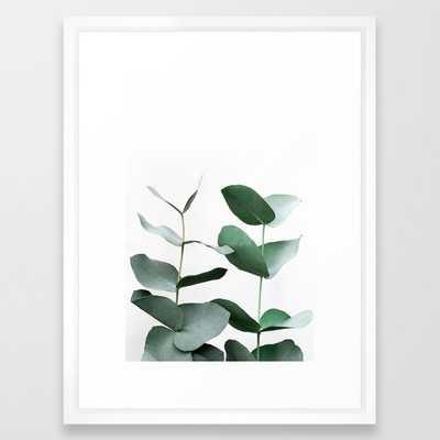 Eucalyptus 5 Framed Art Print - Society6