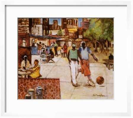 Harlem by Charles Rucker - art.com