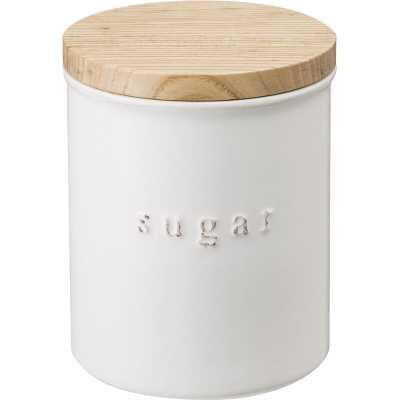 Tosca Sugar 1.08 qt. Kitchen Canister - Perigold