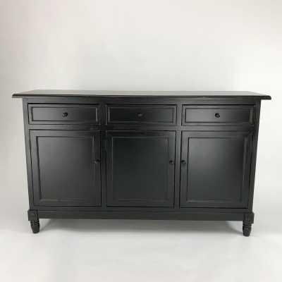 Leonard 3 Door Accent Cabinet - Wayfair