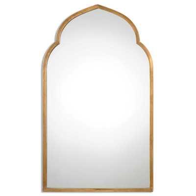 Kenitra Gold Arch Mirror - Hudsonhill Foundry
