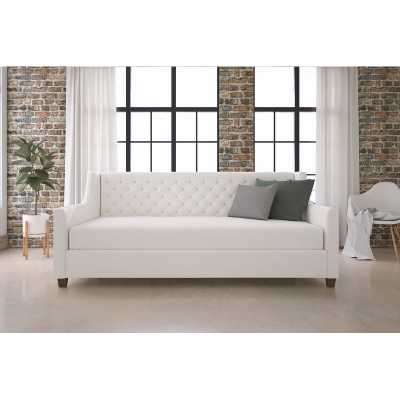 Pihu Tufted Upholstered Twin Daybed - Wayfair