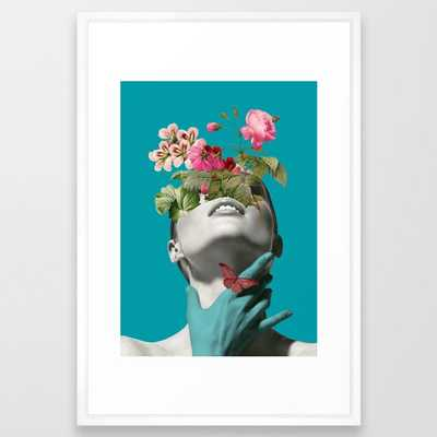 Inner beauty 3 Framed Art Print - Society6