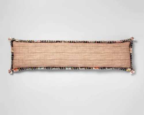 Lumbar Texture Bed Lumbar Pillow Pink - Opalhouse™ - Target
