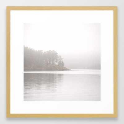 Foggy Landscape - Society6