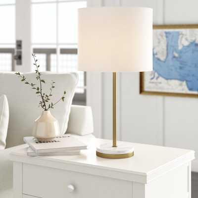 "Polonskaya 19"" Table Lamp - Wayfair"