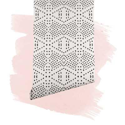 Tile Matte Peel and Stick Wallpaper Panel - Wayfair