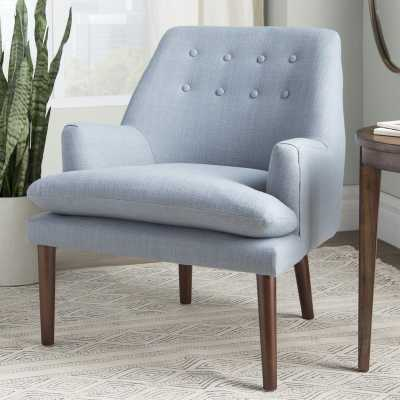 Carncome Armchair / Blue - Wayfair