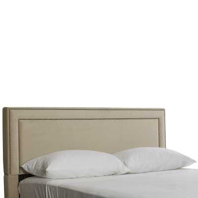 Wabanaki Upholstered Panel Headboard - Wayfair