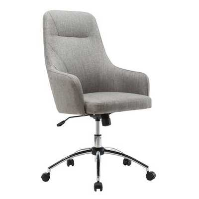 Cave Spring Comfy Height Adjustable Rolling Office High-Back Executive Chair - Wayfair