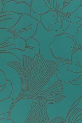 Helleborus Wallpaper - Anthropologie
