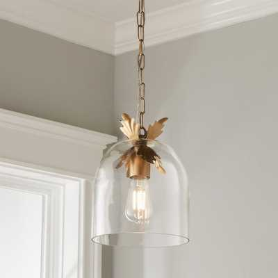 ACANTHUS LEAF DOME PENDANT LIGHT - Shades of Light