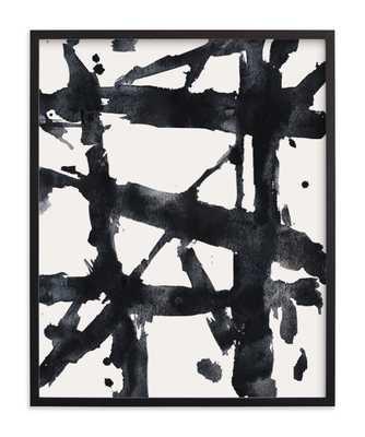 Ink Bridges Art Print - Minted