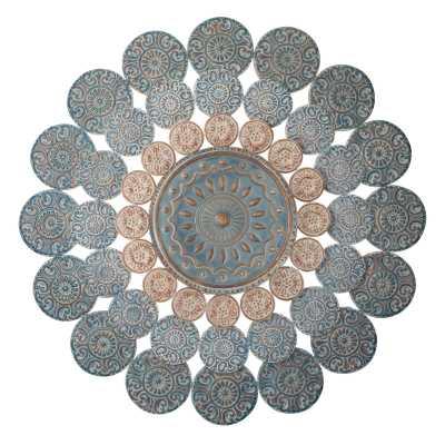 Regal Art & Gift Medallion Wall Décor - Wayfair