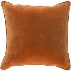 Safflower 18x18 Pillow with Down Insert - Neva Home