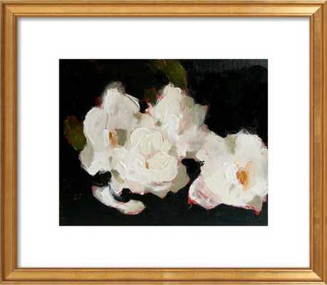 November Roses with Matte - Artfully Walls