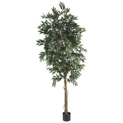 Artificial Olive Tree in Pot - Wayfair