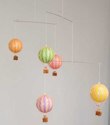 Andraid Balloon Ceiling Mobile - Wayfair