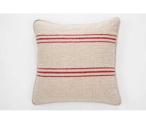 Eastampton 100% Cotton Throw Pillow - Wayfair
