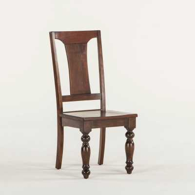 CHATHAM DOWNS SOLID WOOD DINING CHAIR - Perigold