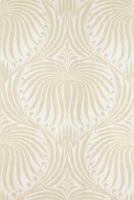 Farrow & Ball Lotus Wallpaper: Pointing No. Bp2003 - Anthropologie