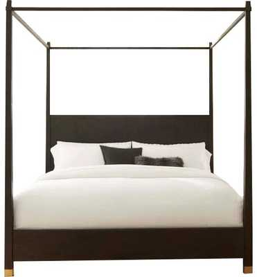 PALMER CANOPY BED - KING - Perigold
