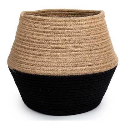 Shameka Jute Pot Planter - Wayfair
