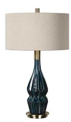 PRUSSIAN TABLE LAMP - Hudsonhill Foundry