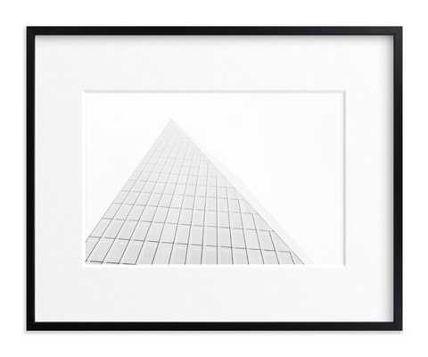 Pyramid Building - Minted