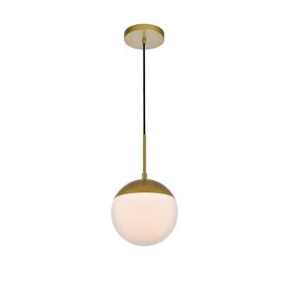 Yearby 1-Light Single Globe Pendant - Wayfair