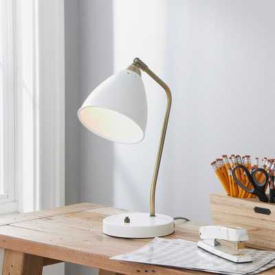 ANGLED DESK LAMP - Shades of Light
