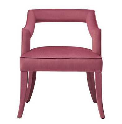 Joy Jane Slub Velvet Chair - Maren Home