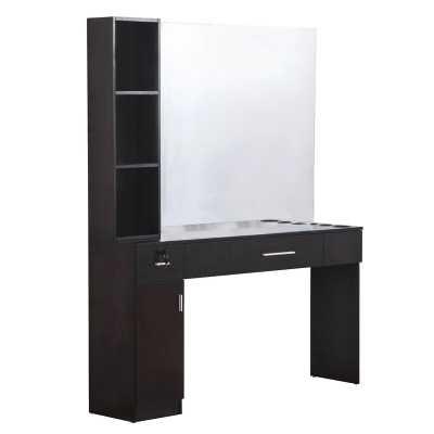 Shumake 2 Drawer Combo Dresser with Mirror - Wayfair