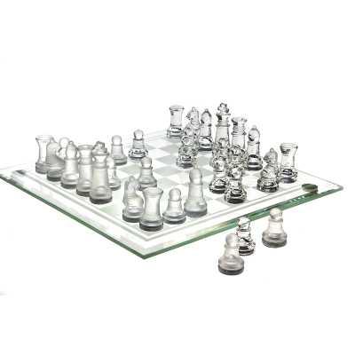 Glass Chess Set - Wayfair