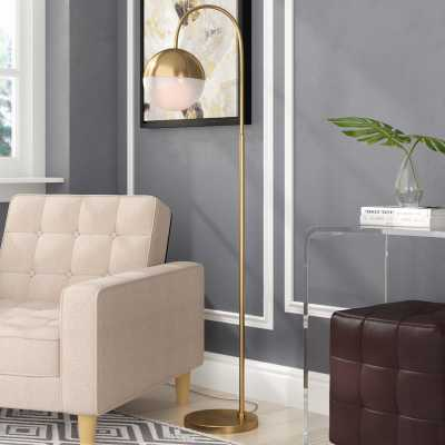 "Eugene 55.5"" Floor Lamp - Wayfair"