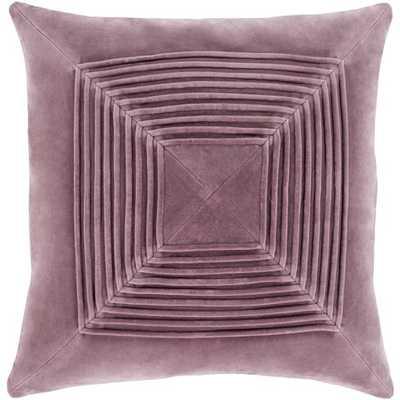 Akira Pillow Shell with Down Insert - 20x20 - Neva Home