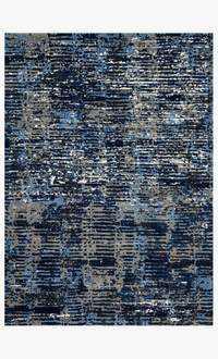 VR-09 DARK BLUE / GREY - Loma Threads