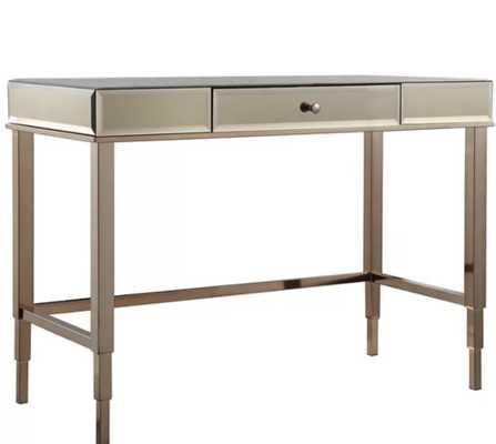 Guidinha Glass Desk - Birch Lane
