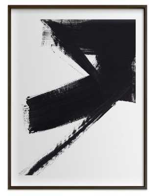 AC Study 3 - 30 x 40, matte black frame - Minted