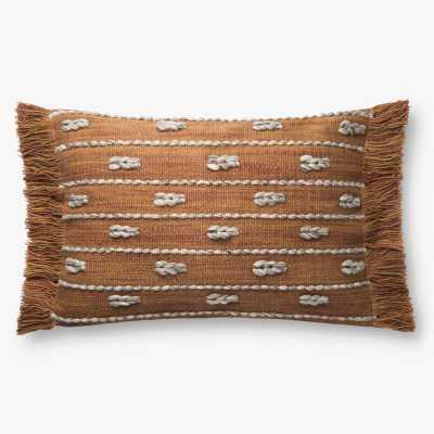 Ellen DeGeneres Lumbar Pillow Cover with Insert - Wayfair