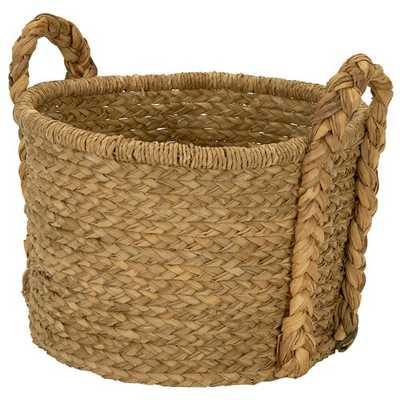 Floor Wicker Basket - AllModern