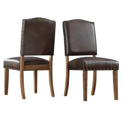 Harold Dining Chair, Set of 2 - Wayfair