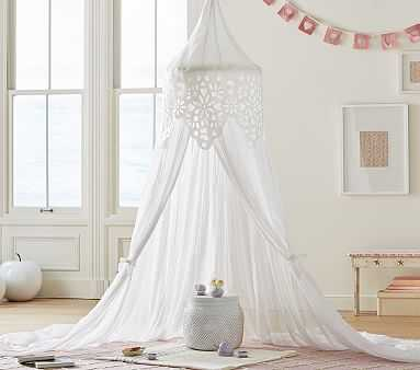 Lasercut Canopy - Pottery Barn Kids
