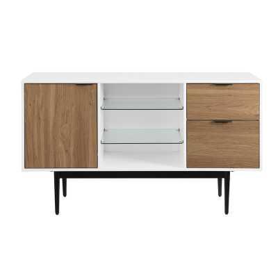 Slattery 52'' Wide 2 Drawer Buffet Table - AllModern
