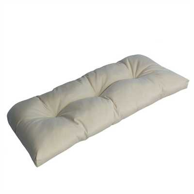 Wicker Indoor/Outdoor Sunbrella Seat Cushion - Wayfair