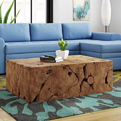Slice Coffee Table - Wayfair