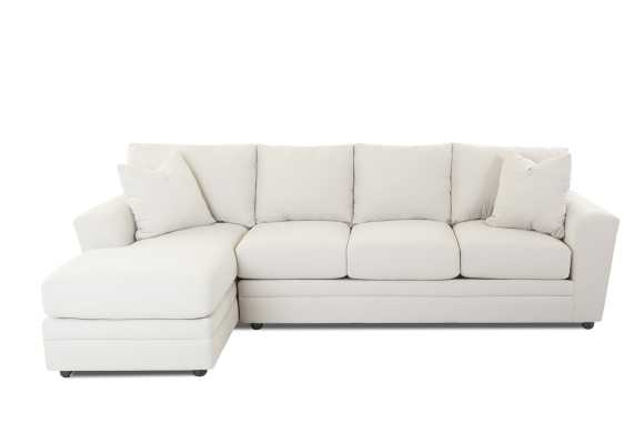 Coffee Sectional-Conversation Capri COLOR NOT PICTURED - Left Hand Facing - Wayfair