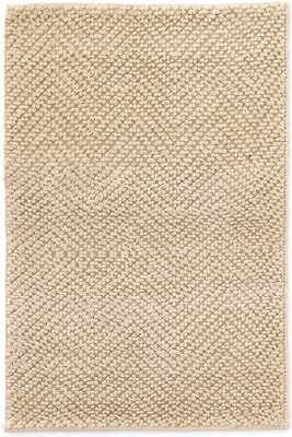 NEVIS SAND JUTE WOVEN RUG 8' x 10' - Dash and Albert